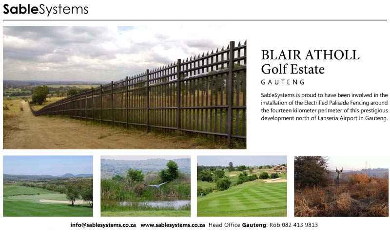 Blair Atholl project